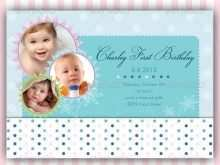 55 Create Baby Happy Birthday Card Template For Free for Baby Happy Birthday Card Template