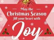 55 Create Christmas Card Video Template PSD File with Christmas Card Video Template