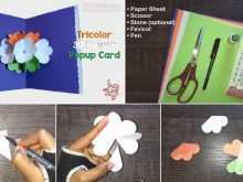 55 Creating 3D Flower Pop Up Card Tutorial Step By Step For Free with 3D Flower Pop Up Card Tutorial Step By Step