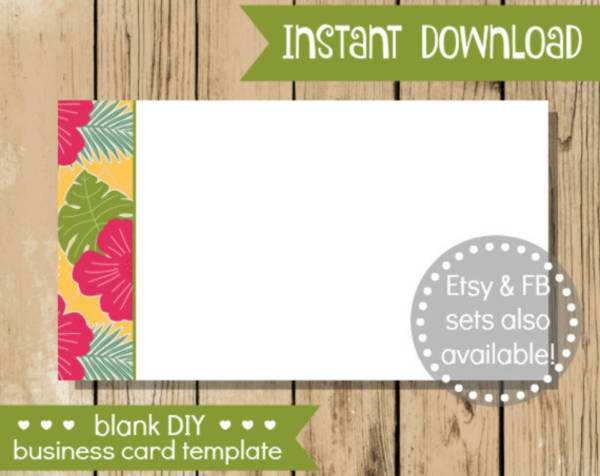 55 Creating Blank Business Card Template Indesign Photo for Blank Business Card Template Indesign