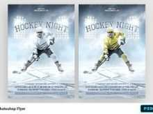 55 Creating Free Hockey Flyer Template For Free for Free Hockey Flyer Template