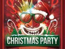 55 Creative Christmas Party Flyers Templates Free for Ms Word with Christmas Party Flyers Templates Free