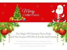 55 Customize Christmas Card Template Tes Layouts by Christmas Card Template Tes
