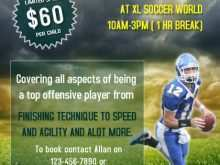 55 Customize Football Flyers Templates Maker by Football Flyers Templates