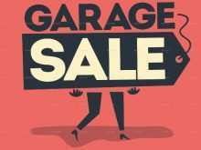 55 Customize Garage Sale Flyer Template For Free by Garage Sale Flyer Template
