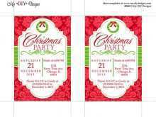 55 Free Christmas Party Agenda Template For Free by Christmas Party Agenda Template