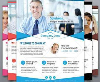 55 Free Printable Business Flyers Templates Free for Ms Word by Business Flyers Templates Free