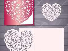 55 Free Printable Heart Card Templates Ai Maker for Heart Card Templates Ai
