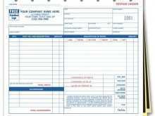 55 Report Auto Repair Invoice Template in Photoshop by Auto Repair Invoice Template