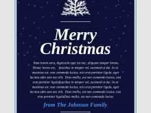 55 The Best Christmas Card Template For Wife With Stunning Design for Christmas Card Template For Wife
