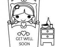 55 The Best Free Printable Get Well Soon Card Template Photo for Free Printable Get Well Soon Card Template