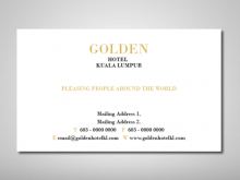 55 The Best Name Card Design Template Malaysia Photo by Name Card Design Template Malaysia