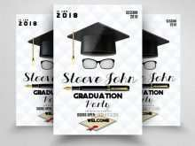 56 Adding Graduation Party Flyer Template Now by Graduation Party Flyer Template