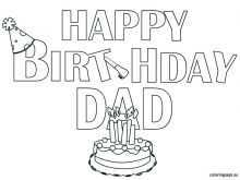 56 Adding Happy Birthday Card Template For Dad in Photoshop with Happy Birthday Card Template For Dad