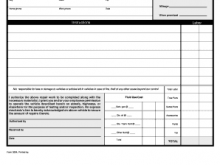 56 Best Car Garage Invoice Template Download by Car Garage Invoice Template