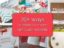 56 Best Pop Up Gift Card Holder Template Layouts by Pop Up Gift Card Holder Template