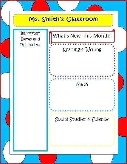 56 Blank 2Nd Grade Class Schedule Template Maker for 2Nd Grade Class Schedule Template