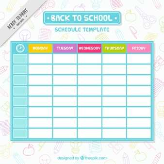 56 Blank Class Schedule Template Psd Maker with Class Schedule Template Psd