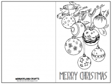 56 Creating Christmas Card Template Coloring With Stunning Design by Christmas Card Template Coloring