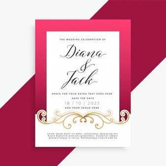 56 Creating Invitation Card Designs Images For Free for Invitation Card Designs Images