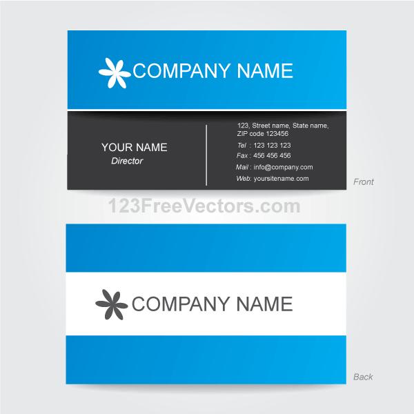 56 Creative Business Card Template On Illustrator PSD File by Business Card Template On Illustrator