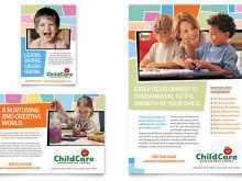 56 Creative Child Care Flyer Templates for Ms Word by Child Care Flyer Templates
