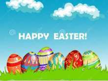 56 Creative Easter Greeting Card Templates in Word for Easter Greeting Card Templates