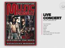 56 Customize Concert Flyer Template Photo by Concert Flyer Template