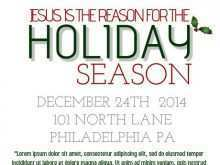 56 Customize Free Holiday Flyer Templates Word Formating by Free Holiday Flyer Templates Word