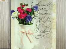 56 Customize Our Free Greeting Card Templates For Farewell for Ms Word by Greeting Card Templates For Farewell