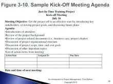 56 Free Audit Kick Off Meeting Agenda Template for Ms Word for Audit Kick Off Meeting Agenda Template