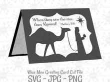 56 Free Christmas Card Nativity Templates in Word with Christmas Card Nativity Templates
