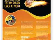 56 Free Printable Basketball Flyer Template Word Formating with Basketball Flyer Template Word