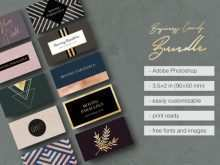 Business Card Templates Etsy