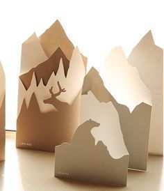 56 Free Printable Mountain Pop Up Card Template For Free by Mountain Pop Up Card Template