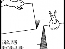 56 How To Create Rabbit Pop Up Card Template Templates for Rabbit Pop Up Card Template