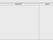 56 Printable Blank Consulting Invoice Template Maker with Blank Consulting Invoice Template