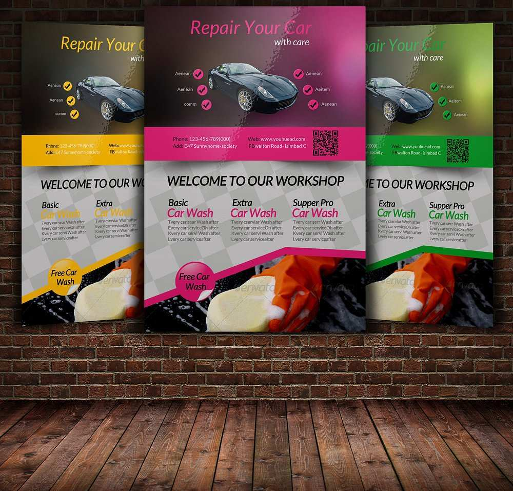 56 Printable Car Flyer Template Free Now with Car Flyer Template Free