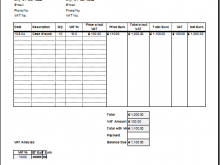 56 Report Basic Vat Invoice Template Now by Basic Vat Invoice Template