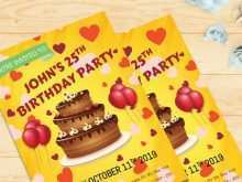 Download A Birthday Card Template