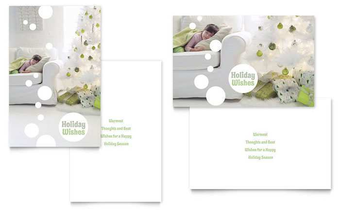 56 Standard Christmas Card Templates In Microsoft Word Photo with Christmas Card Templates In Microsoft Word