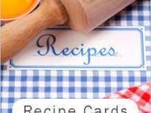 56 Standard Free Printable Recipe Card Template For Mac Maker with Free Printable Recipe Card Template For Mac