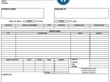 56 The Best Blank Towing Invoice Template Download by Blank Towing Invoice Template