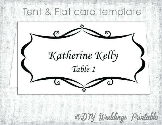 56 Visiting 6 Up Place Card Template in Photoshop by 6 Up Place Card Template