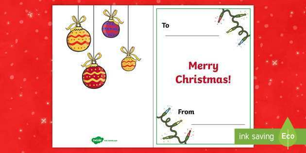 56 Visiting Christmas Card Template A5 Now with Christmas Card Template A5