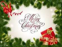 57 Adding Christmas Card Template Illustrator PSD File with Christmas Card Template Illustrator