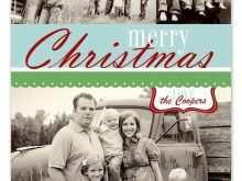 57 Adding Vintage Christmas Photo Card Templates for Ms Word for Vintage Christmas Photo Card Templates