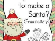 57 Best Christmas Card Template Kindergarten Now with Christmas Card Template Kindergarten