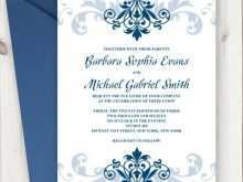 57 Best Invitation Card Format Official for Ms Word for Invitation Card Format Official