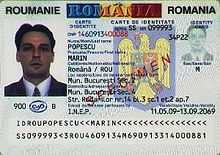 57 Best Romanian Id Card Template for Ms Word with Romanian Id Card Template